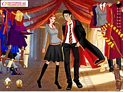 Harry Potter and Ginny Harry Potter j�t�kok